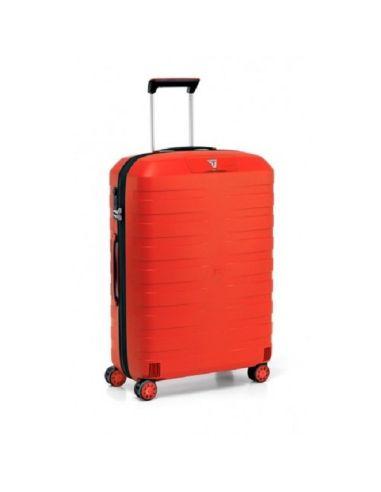 Maleta Roncato Box Spot Naranja Mediana
