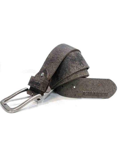 Cinturon de Cuero Charron con Hucha de Regalo