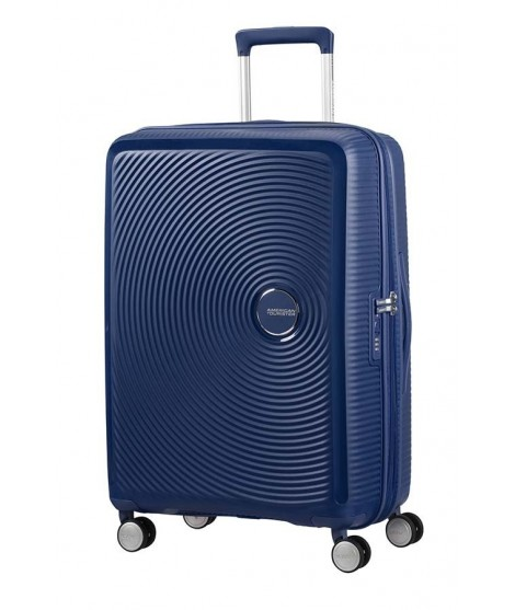 Maleta Mediana American Tourister Soundbox Azul