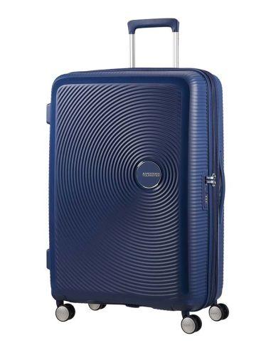 Maleta Grande American Tourister Soundbox Azul