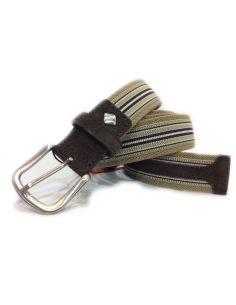 Cinturon Largo Especial Elastico Congo Camel