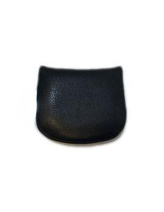 Mini Monedero de Piel Sixto Negro