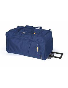 Bolso Viaje con Ruedas Week 83cm Azul
