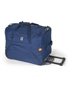 Bolsa de Viaje de Cabina con Ruedas Gabol Week 50cm Azul