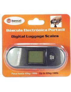 Bascula Electronica  para Viaje Portátil de Benzi