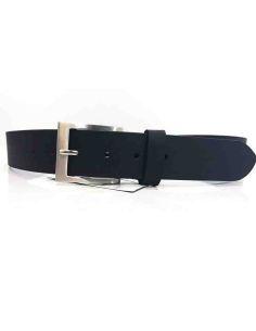 Cinturon de Cuero Largo Especial en color Negro