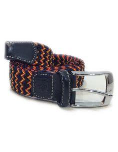 Cinturon Trenzado España Basic