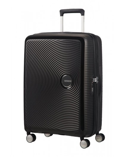 Maleta Mediana American Tourister Soundbox Negro