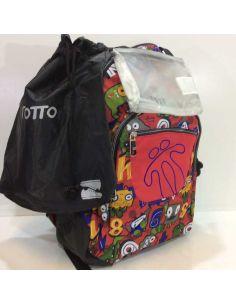 Mochila Totto Crayoles Modelo 4RY