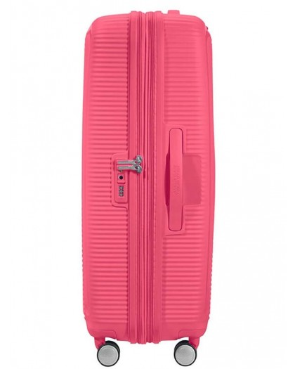 Maleta Grande American Tourister Soundbox Hot Pink