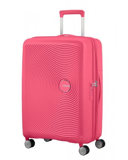Maleta Mediana American Tourister Soundbox Hot Pink