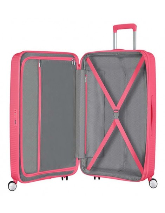 Maleta Mediana American Tourister Soundbox Hot Pink