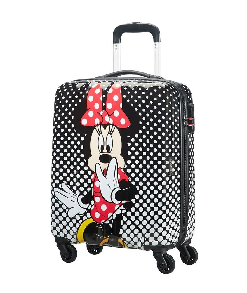 Maleta De Cabina American Tourister Disney Legends Minnie