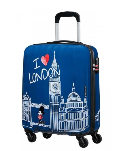 Maleta Cabina American Tourister Disney Legends Mickey London