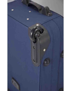 Maleta Benzi de Tela tamaño Mediana en color Azul Marino