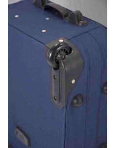 Maleta Benzi de Tela tamaño Grande en color Azul Marino