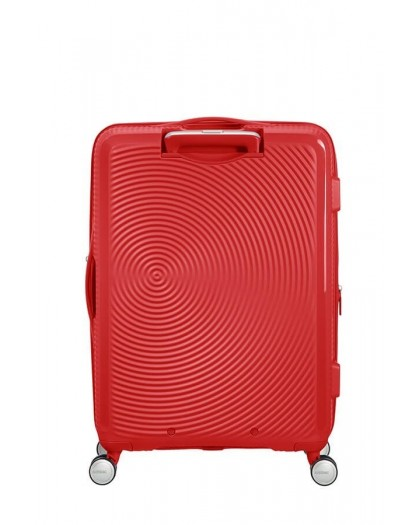 Maleta Mediana American Tourister Soundbox Coral Red
