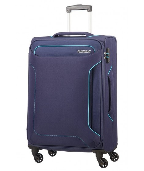 Maleta Mediana American Tourister Holiday Heat En Marino