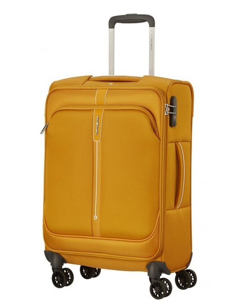 Maleta de Cabina Samsonite Popsoda Amarilla con 4 ruedas
