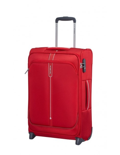 Maleta para Cabina Samsonite Popsoda Roja con 2 ruedas