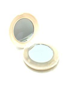 Espejo con Luz color Beig