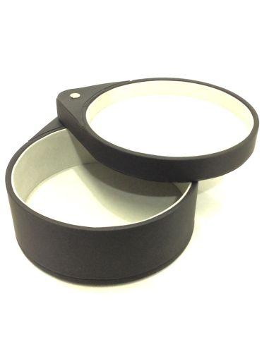 Vacia Bolsillos doble Giratorio color Negro