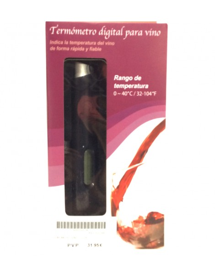Termometro Digital para Vino