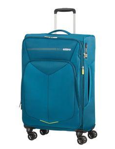 Maleta Mediana American Tourister SummerFunk Azul Teal