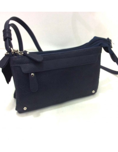 Bolso Bandolera de Matties Minibags Esmeralda en Azul
