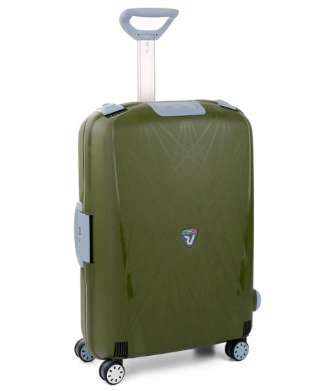Maleta Roncato Light Mediana color Green Militare