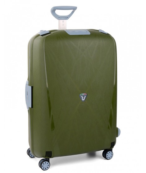 Maleta Roncato Light Grande color Green Militare