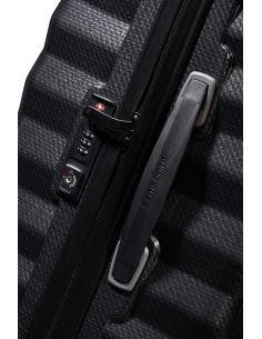 Maleta Samsonite Lite-Shock grande en color Negro