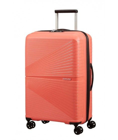 Maleta mediana American Tourister Airconic Living Coral