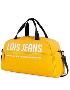 Bolso de Viaje Lois Serie Delta en color Amarillo