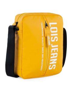 Bolso de Lois Serie Delta en color Amarillo