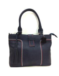 Bolso de Matties Spicara tipo Shopping color Azul Marino