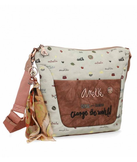 Bolso de Anekke Jungle bandolera con decoracion Classic