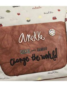 Bolso de Anekke Jungle bandolera con decoracion Classic