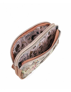 Bolso de Mano Anekke Jungle porta-todo con Apartados