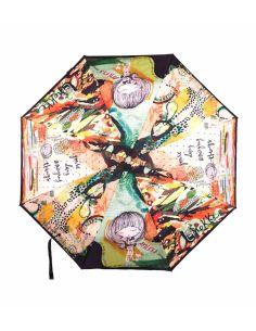 Paraguas plegable de Anekke Jungle Manual