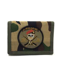 Monedero Billetero Juvenil en Camuflaje Airborne