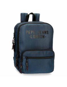 Mochila para el Portátil Pepe Jeans Bromley en Azul