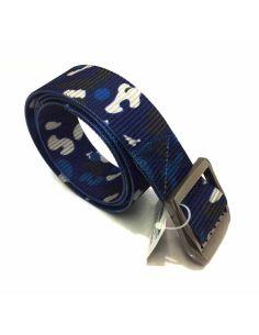 Cinturon de Lona en acabado Camuflaje