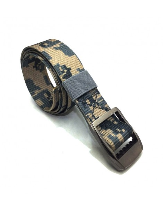Cinturon de Lona en acabado Nuevo Camuflaje
