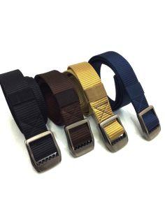 Cinturon de Lona en acabado Liso