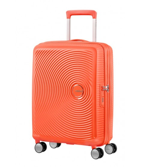Maleta para Cabina American Tourister Soundbox Spicy Peach