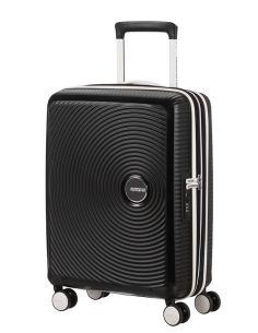 Maleta para Cabina American Tourister Soundbox Black White