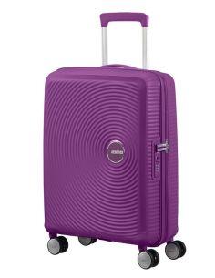 Maleta para Cabina American Tourister Soundbox Purple Orchid