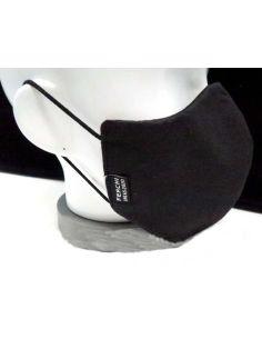 Mascarilla de Ferchi XL Higienica y Lavable Negra