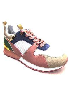 Zapatillas deportivas Combinadas Rosa tricolor HF